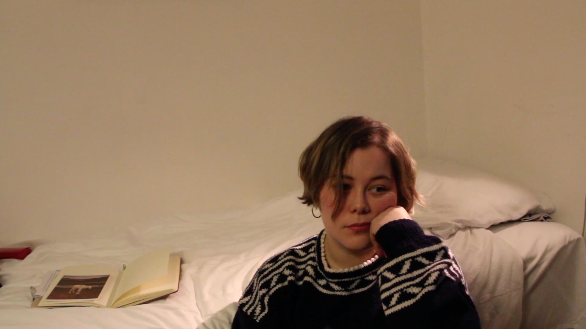 Iona Roisin Hotel room notes